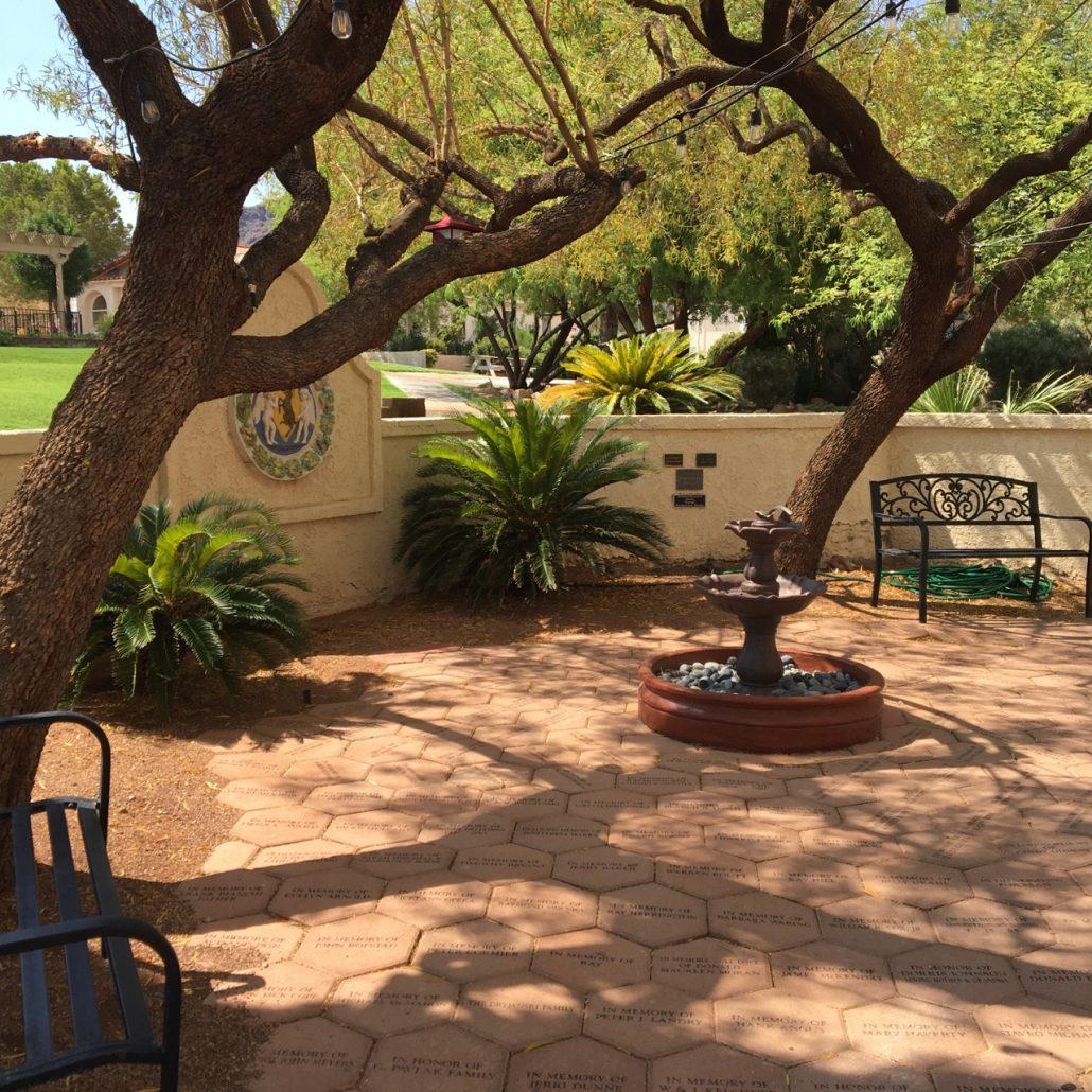 Memorial Paver Stones – St. Jude\'s Ranch For Children, Nevada